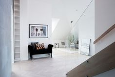 Tour a Modern Apartment With the Perfect Dose of Glamour via @domainehome