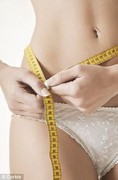 Banish muffin tops forever! Online 'virtual tape measure' promises an end to ill-fitting clothes...and a perfect fit in EVERY shop