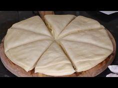 POĞAÇALARIN ŞAHI 💯 GELDİ ÇOK BEĞENİLEN SÜTLÜ YAPRAK POĞAÇA ✔ PAMUK YANINDA HALT ETMİŞ YUMUŞAKLIKTA - YouTube Turkish Recipes, Camembert Cheese, Feel Good, Food And Drink, Pie, Meals, Cookies, Breakfast, Desserts