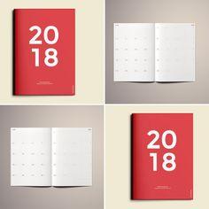 Planificador mensual 2018 Octàgon Design en www.landofpaper.es Cada mes está desplegado en 2 hojas. Tamaño A5 o A4. Papel 100% reciclado de 100 g. 36 páginas. Cubiertas de papel de 280 g. Promo 10% descuento, código NEWYEAR  Monthly planner 2018 by Octàgon Design at www.landofpaper.es. Every month is displayed in two sheets. Size A5 and A4. Paper 100g 100% recycled. 36 pages. Cover paper 280g. Promo 10% discount, code NEWYEAR