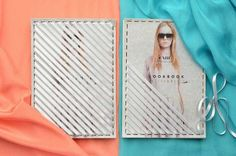 I AM – Russian Fashion Label Identity by The Bakery Design Studio