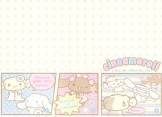 Kawaii memo paper - Cinnamoroll - Sanrio