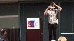 Stephen Hicks (Oxford/ VA-ST) - Smart Glasses for the blind at AWE 2015