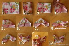 Mariposas textiles para adornos para el pelo (6) (600x400, 214Kb)