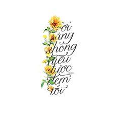 ++Có nhiều điều phải chú tâm mới thấy được++ #typography Girl Quotes, Love Quotes, Typo Design, Caption Quotes, Typography Quotes, Design Quotes, Slogan, Lightroom, Quotations