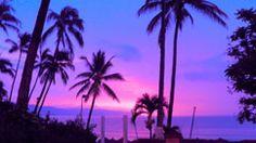 AMAZING sunset!   #i<3puertovallarta