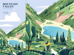 Good Environment, Travel Design, Art Background, The Good Place, Chibi, Digital Art, Community, Animation, Poster