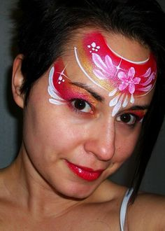 1000 Images About Face Painting Princess On Pinterest