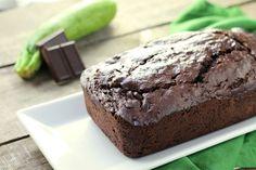 Gluten Free Zucchini Bread: Decadently Chocolate Looks so Yummy!