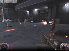 Star Wars Jedi Knight II Jedi Outcast Gameplay Screenshot 3
