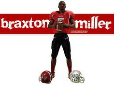 braxton miller wallpaper   Braxton Miller wallpaper Wayne OSU helmets (courtesy of 24 7 Sports ...