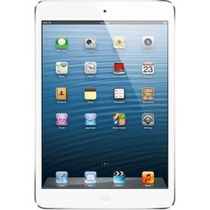 Take a look at this new item available: Apple iPad mini M...  Check it out here! http://www.widgetree.com/products/apple-ipad-mini-md531ll-a-16gb-wi-fi-only-white-silver?utm_campaign=social_autopilot&utm_source=pin&utm_medium=pin