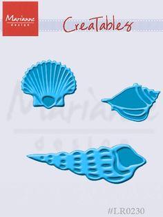 Marianne Design - Creatables Dies - Sea Shells