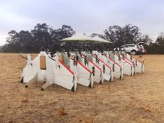 Google Project Wing - Drones deliver emergency relief during a disaster. #disastertech