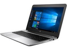 "HP ProBook 450 G4 Laptop: i7-7500U 15.6"" LED-Backlit 1080P 8GB RAM 256GB SSD Win10 Pro $624.99  Free Shippi..."