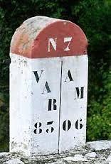 """Résultat de recherche d'images pour """"Bornes de la  N7"""" Beautiful Roads, Vintage Cycles, France, Travel Posters, Country Roads, Autos, Cities, Posters, Nostalgia"""