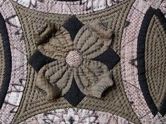 Detail of japan quilt