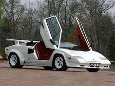 10 Undervalued Retro Cars Suddenly Skyrocketing In Value  - Lamborghini Countach.......