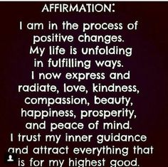 Positive affirmations http://www.loapower.net/upcoming-book-for-money-and-abundance/
