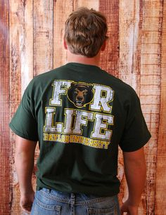 BU For Life - FOREST GREEN at Barefoot Campus