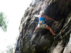 How to Avoid Rock Climbing Injuries: Talking with OrthoCarolina's Stacy Rumfelt