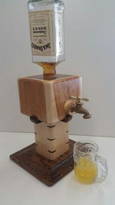 Whiskey Dispenser. By Valhalla Craftsman.
