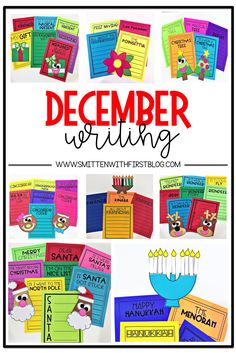 December writing act