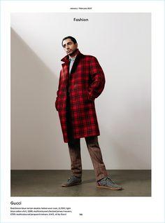 Storm Trouper: Riz Ahmed Dons Designer Fashions for Esquire UK