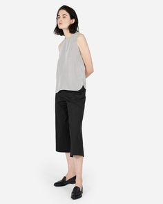 The Silk Shell - Everlane