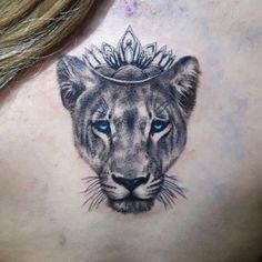 """80 Likes, 4 Comments - Brahian Ceballos Calle (@theartofbreak) on Instagram: """"Una Leona de hoy 🖖😁 Psdt: No son morados, son manchas de la plantilla 😅😂 #lioness #lionesstattoo…"""""""