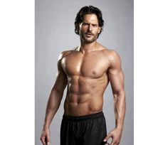 The Five Fittest Hollywood Monsters...ALCIDE HERVEAUX (JOE MANGANIELLO