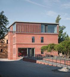 Neues Museum Lüneburg Springer Architekten Pompeji