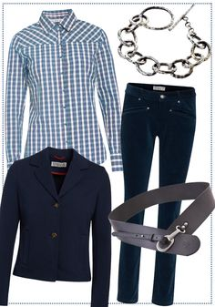#blue #essential #look #bevonboch