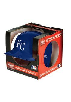 KC Royals Replica Mini Helmet