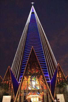 Cathedral of Maringa, Maringa, Brazil - 15 World's Most Beautiful Churches!