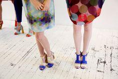 Gary Bigeni Spring Summer 13/14 Shoe Collaboration with Tom Gunn