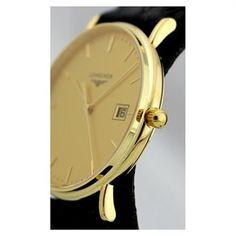 Longines Classique Gold