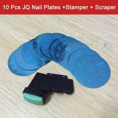 10 Nail Plates +1 Stamper + 1 Scraper  Nail Art Image Stamp Stamping Plates Manicure Template Nail Art Tools-in Nail Art Templates from Health & Beauty on Aliexpress.com | Alibaba Group