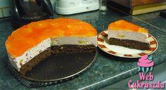 Narancsos joghurttorta Hamburger, Ethnic Recipes, Food, Essen, Burgers, Meals, Yemek, Eten