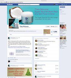 Facebook Banner Design Dry Skin On Face, Facebook Search, Facebook Banner, Search People, Banner Design, Detox, Skin Care, Messages, Website