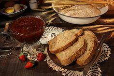 Receita de Pão de Centeio. http://belavista.tur.br/pao-de-centeio/