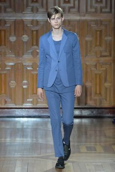 Pringle of Scotland | Spring 2015 Menswear Collection | Style.com