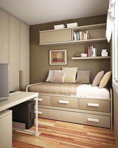 More information & 40 Amazing Teenage Bedroom Layouts | Kids Room Design | Pinterest ...