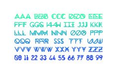 CHRONIC (Free Font) on Behance