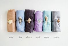 Give female guests local sarongs as wedding favors at a beach wedding, great idea! Wedding Venues Beach, Beach Wedding Decorations, Beach Wedding Favors, Bridal Shower Decorations, Wedding Ideas, Nautical Wedding, Destination Weddings, Wedding Men, Boho Wedding