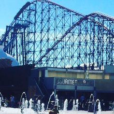 #TheBigOne,#BlackpoolPleasureBeach