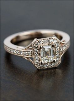 Antique engagement rings vintage (20)