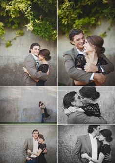 Love the variety in these poses.  Also like all of the poses besides the lifting to kiss one (not my style).