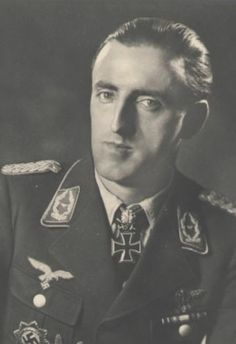 Hermann Graf- On 26 September 1942 he became the first fighter pilot in aviation history to claim 200 enemy aircraft shot down. With 212 confirmed victories, one of the most decorated aces in the Luftwaffe. Graf was held in Soviet captivity until 1949. After the war he worked as an electronic sales manager and died of Parkinson's disease in his home town of Engen on 4 November 1988.