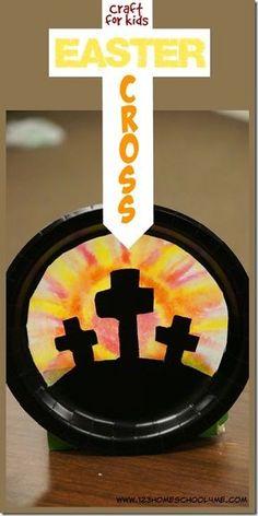197 Best Cross Crafts Images Sunday School Children Ministry